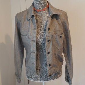 Marithe Francois Girbaud denim jacket